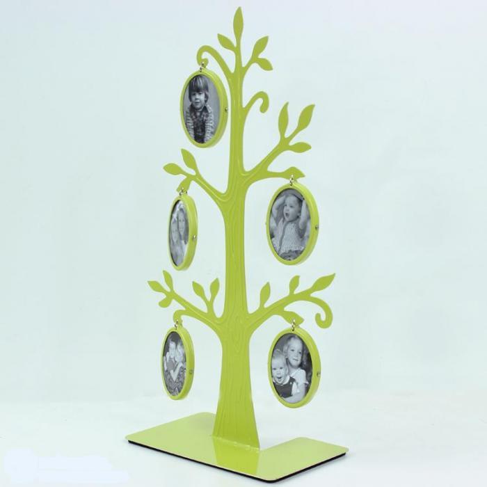 Foto strom zelený