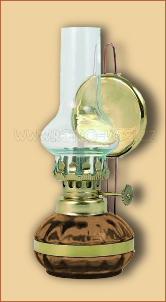 Petrolejová lampa mini 02AP