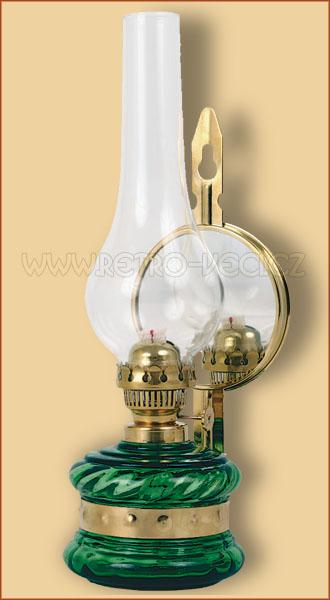 Petrolejová lampa 17GP