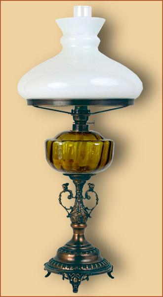 Petrolejová lampa 21AO0101