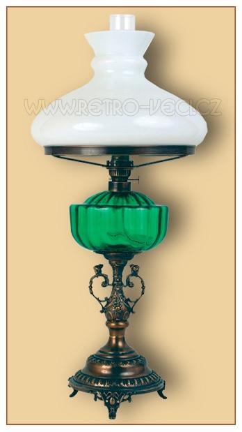 Petrolejová lampa 21GO0101