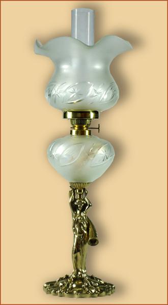 Petrolejová lampa 52FP1101