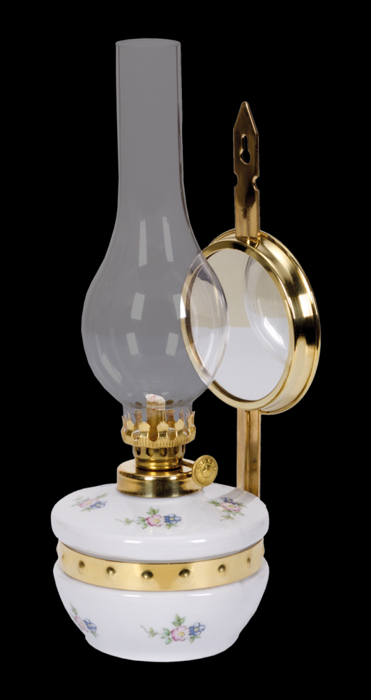 Petrolejová lampa 76