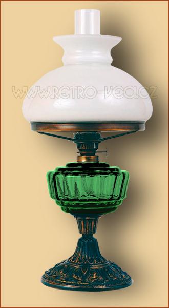 Petrolejová/elektrická lampa 24GO