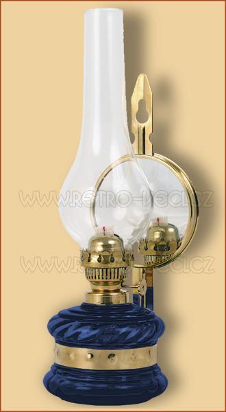 Petrolejová lampa 17CP