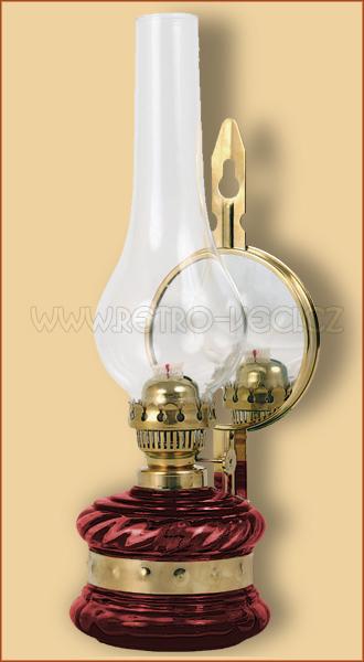Petrolejová lampa 17RP
