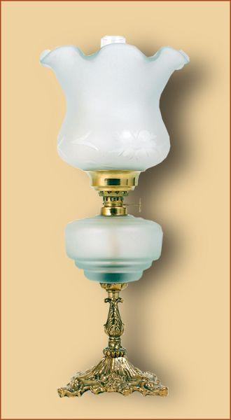Petrolejová lampa 19FP1101