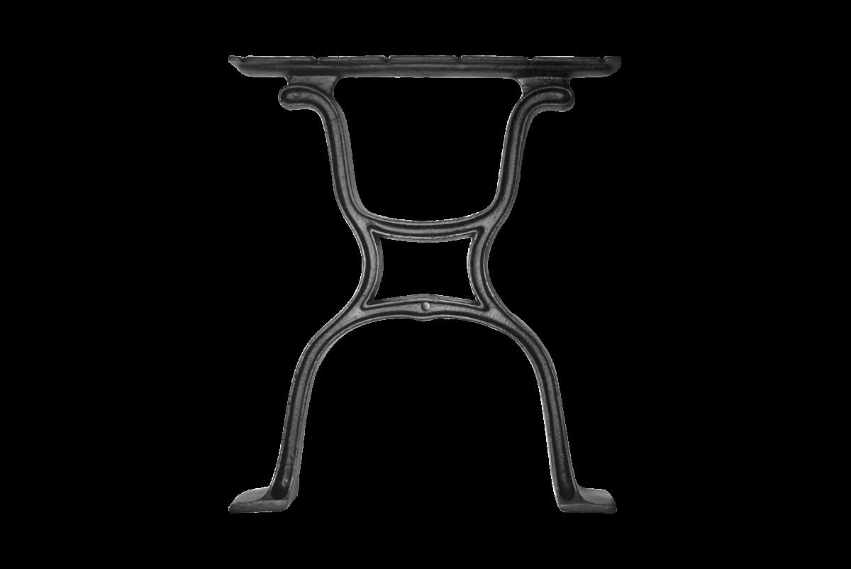 Litinová noha stolu GRA01R