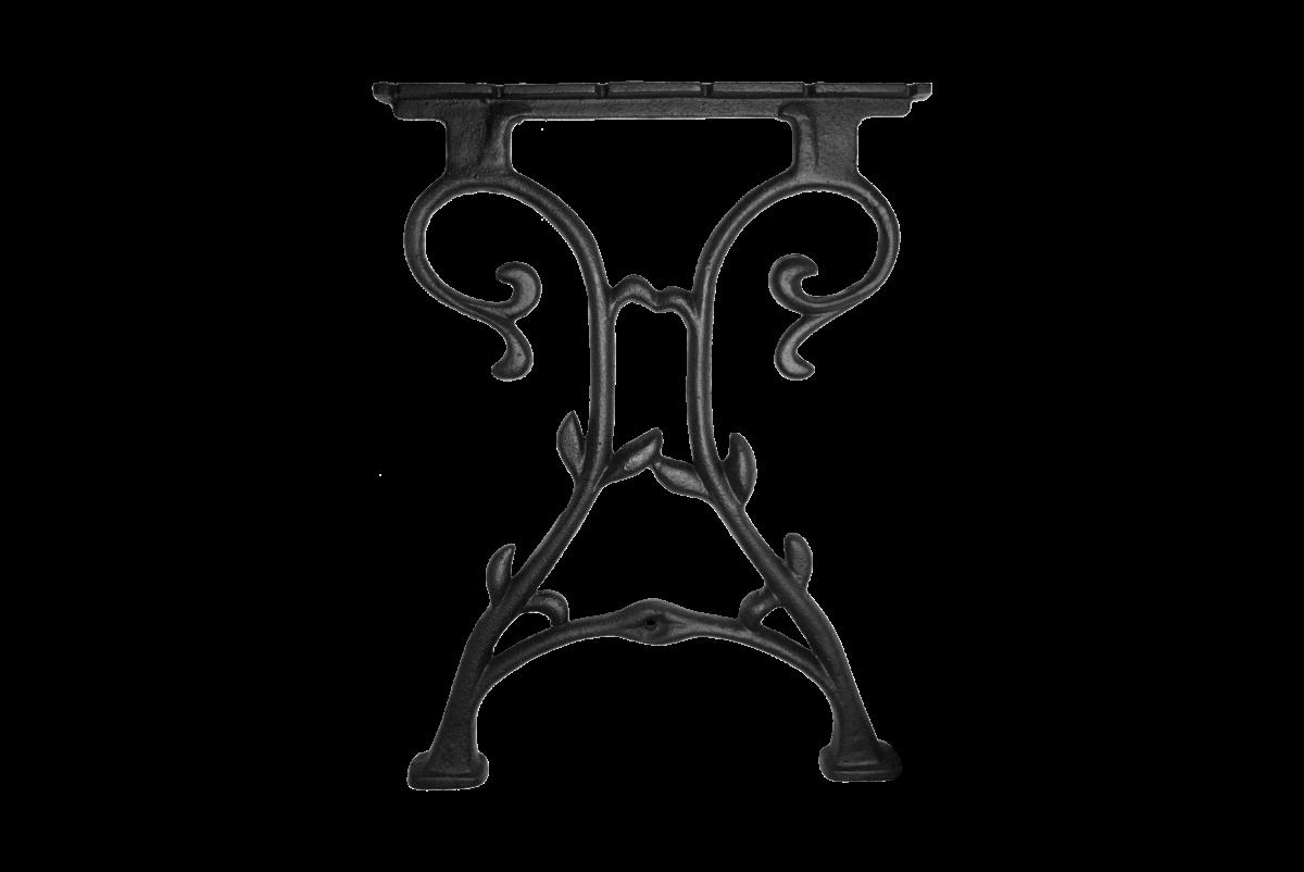 Litinová noha stolu GRA04L