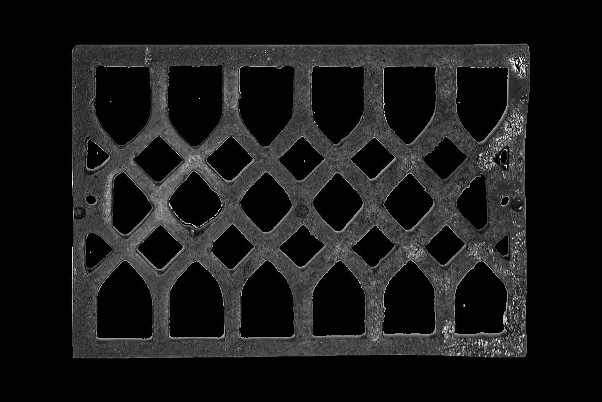 Ventilační mřížka GRKW11