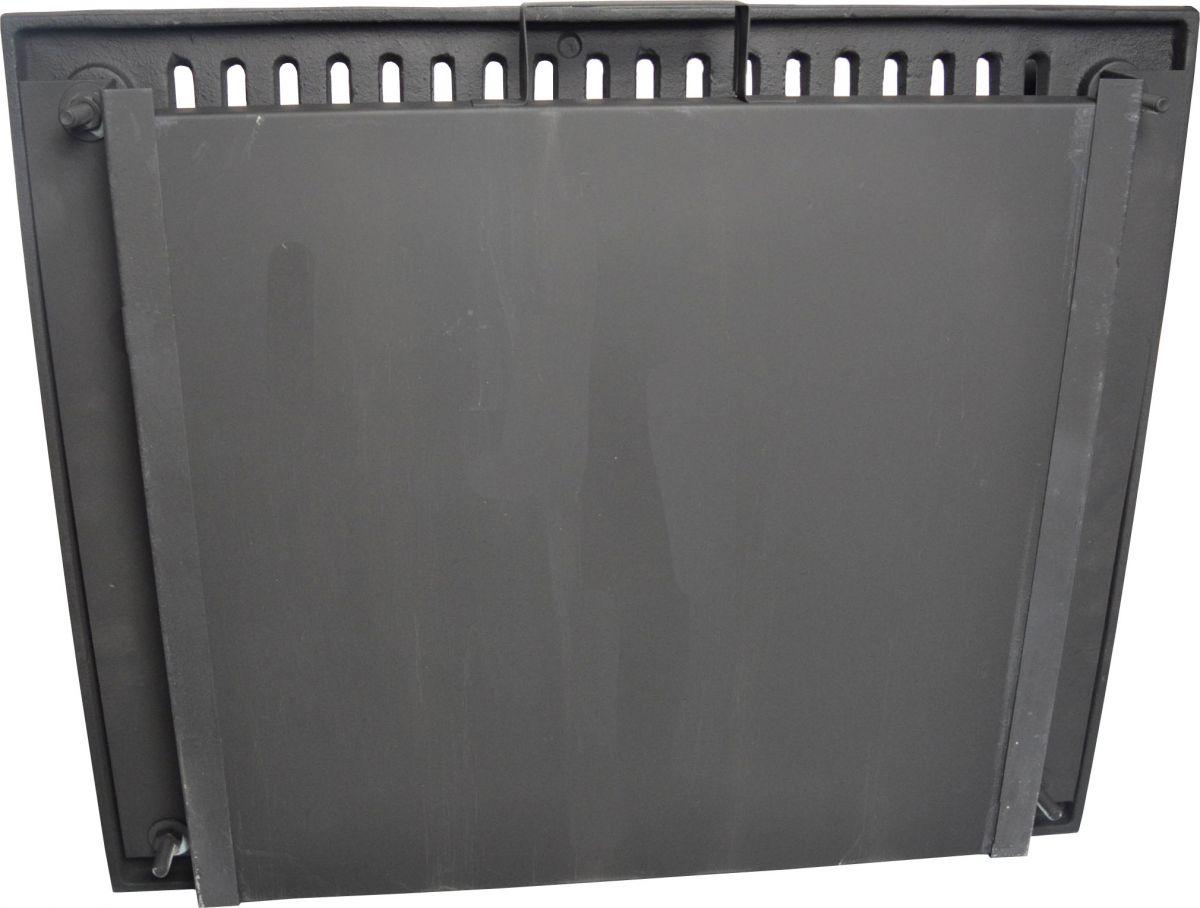 Litinový gril vestavitelný GRNR4BN