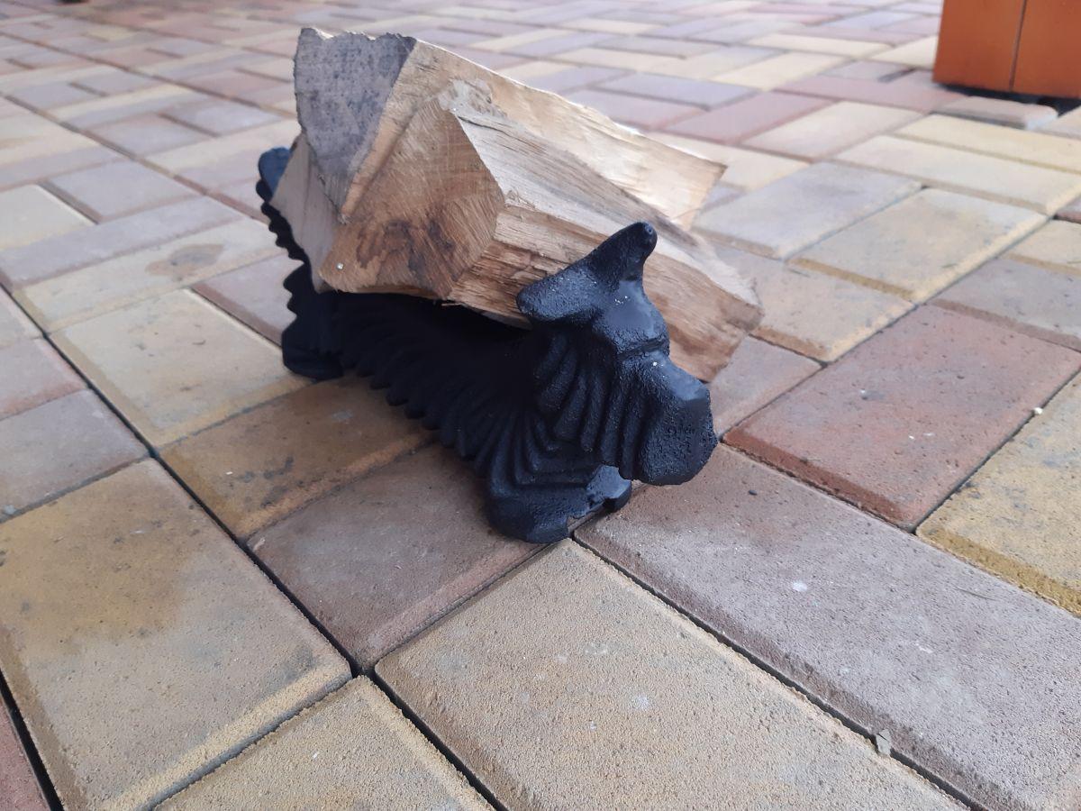 Rošt ve tvaru psa GRDP11