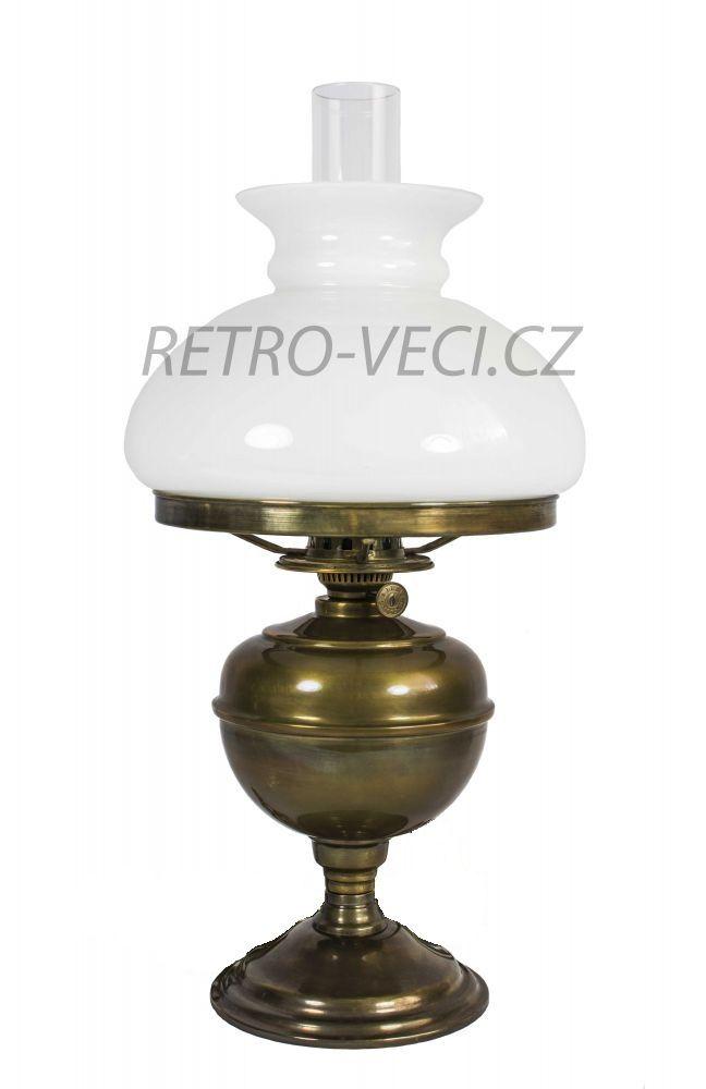 Stolní lampa petrolejová 50NO0201s