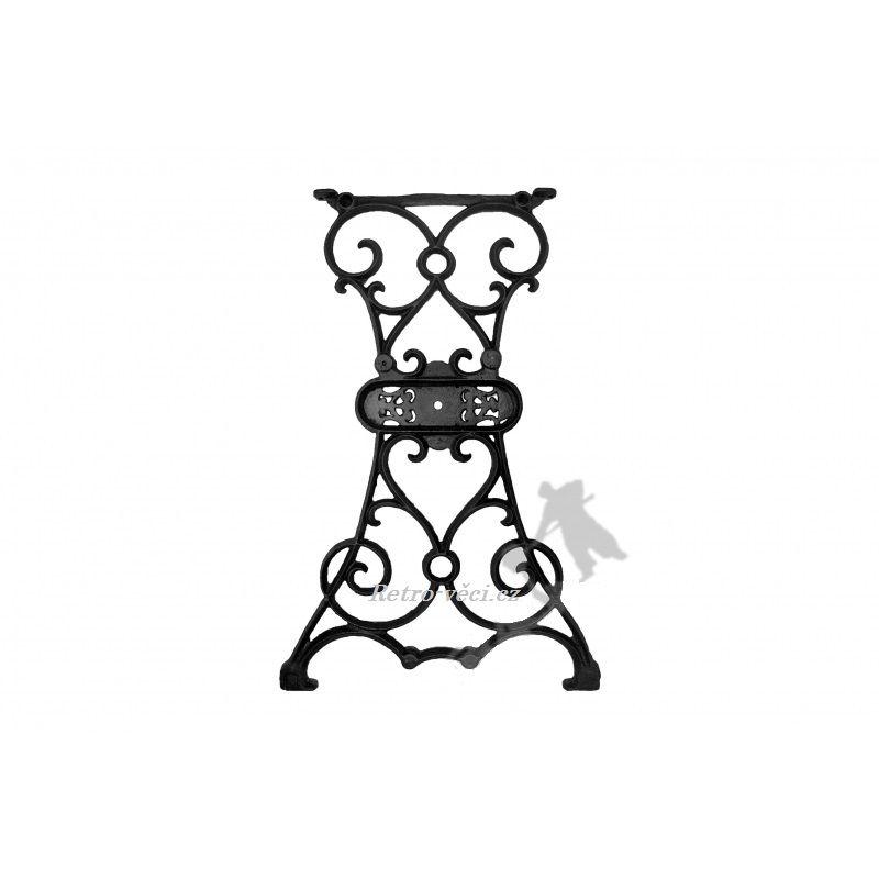 Litinová noha stolu, stůl GR17