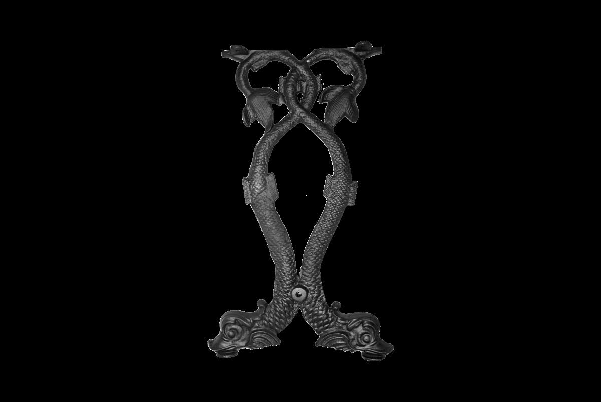 Litinová noha stolu, draci GR5