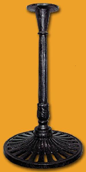 Litinová noha stolu GRNRK07