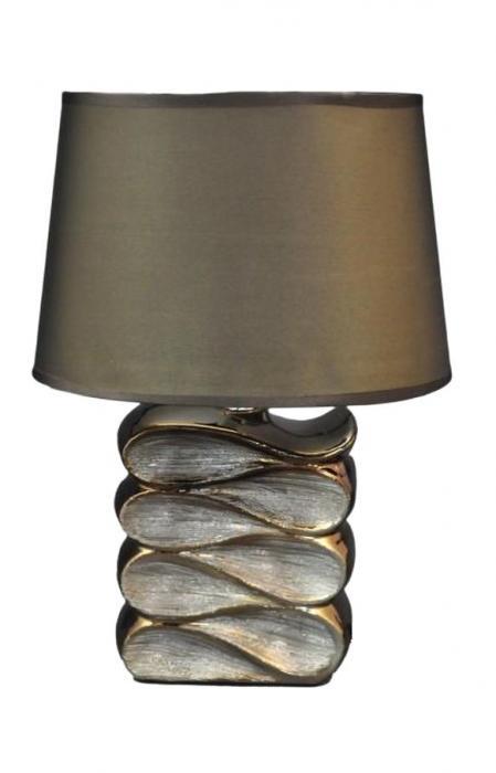 Stolní lampa keramická