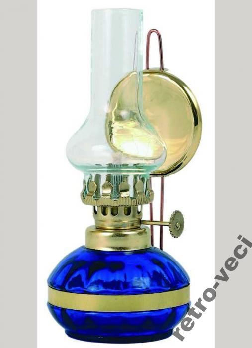 Petrolejová lampa mini 02CP