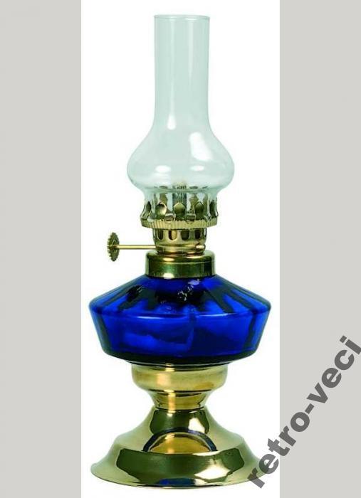 Petrolejová lampa mini 08CP