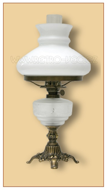 Petrolejová lampa 61FO0403
