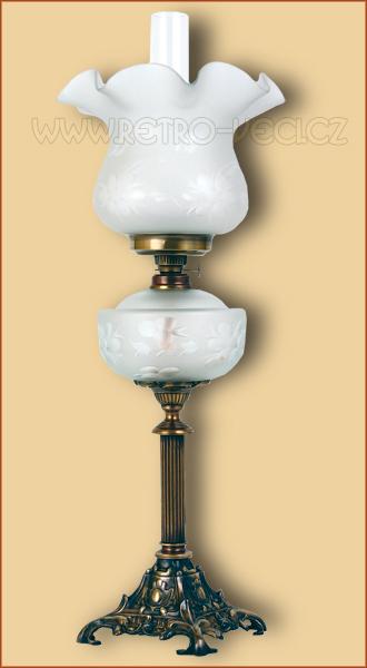 Petrolejová lampa 48FO1101