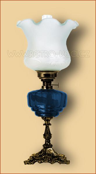 Petrolejová/elektrická lampa 19-3O