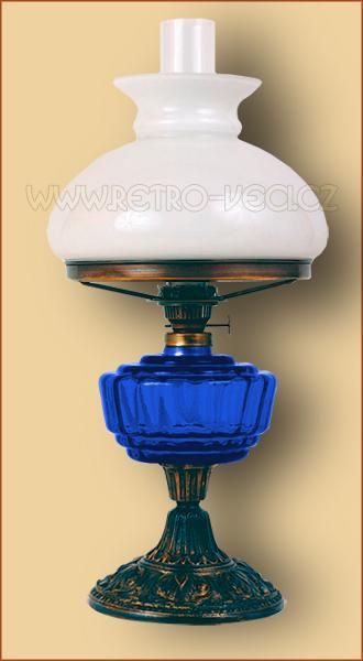 Petrolejová/elektrická lampa 24CO