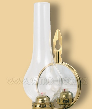 Cilindr na lampy model 17