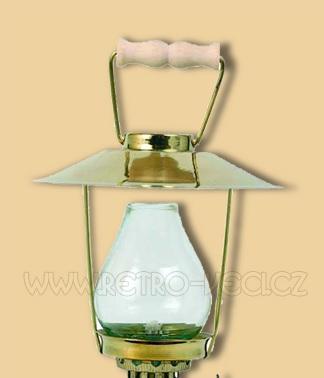 Cilindr na lampy model 14