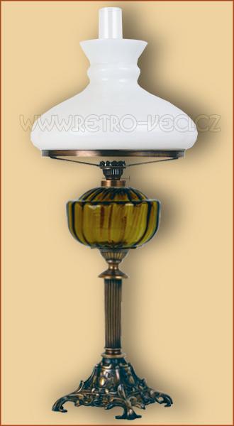 Petrolejová/elektrická lampa 20AO
