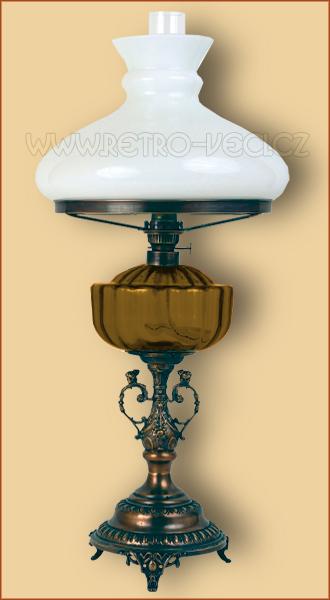 Petrolejová / elektrická lampa 21AO