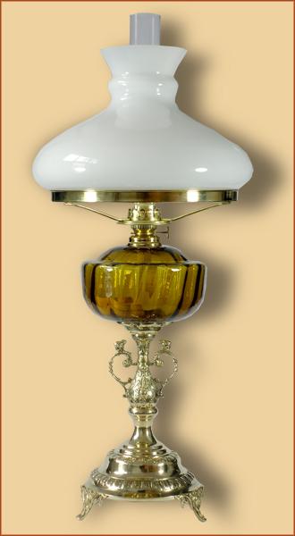 Petrolejová / elektrická lampa 21AP