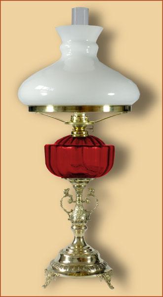 Petrolejová / elektrická lampa 21RP