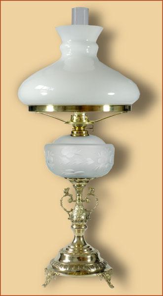 Petrolejová / elektrická lampa 21FP
