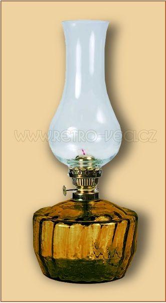 Petrolejová lampa 25AP0015