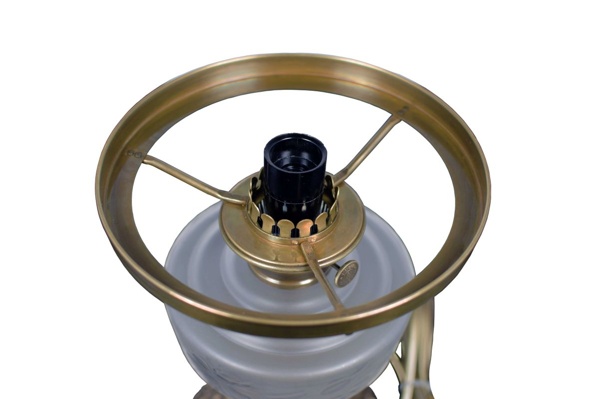 Petrolejová lampa elektrická 24FO0201X