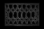 Ventilační mřížka GRKW10