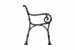 Litinová noha lavice GRNR28